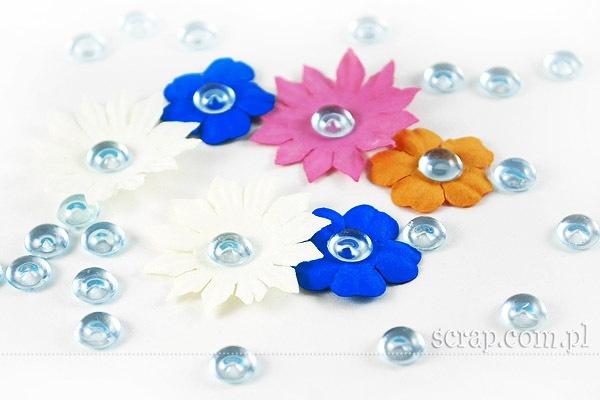 kwiatki z kropelkami ZN