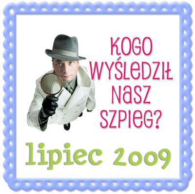 szpieg blogowy - lipiec 2009