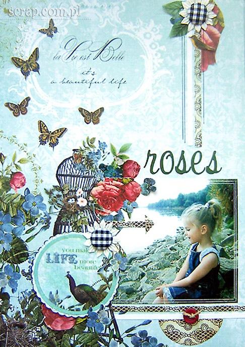 Roses - skrap Karoli