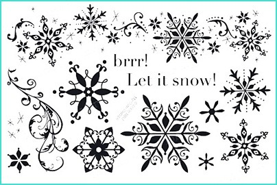 let it snow - stemple