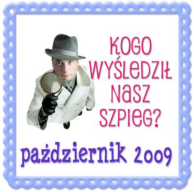 szpieg blogowy październik