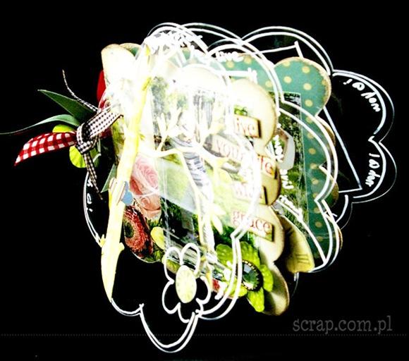 album akrylowy od Mirabeel okładka