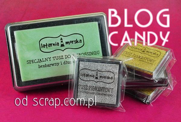 blog candy - zestaw tuszow