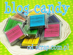 Blog Candy - nowe tusze