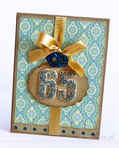 65 - kartka Ani