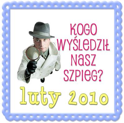 szpieg blogowy - luty 2009