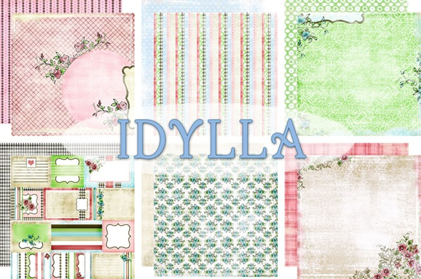 kolekcja IDYLLA