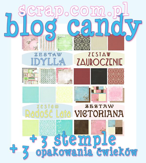 blog candy czerwiec 2010