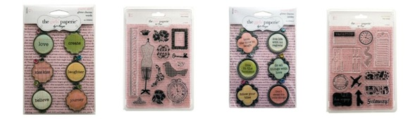 Girls Paperie ozdoby