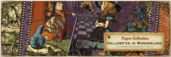 Hallowe'en in Wonderland