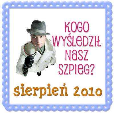 Szpieg Sierpien 2010