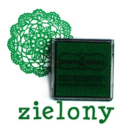 tusz zielony LM