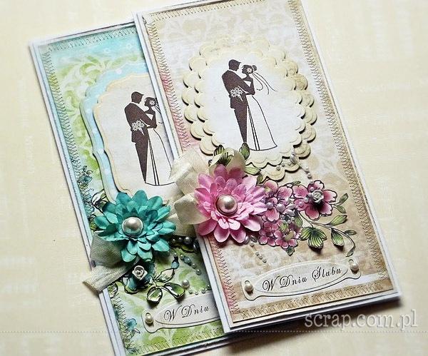 kartki ślubne
