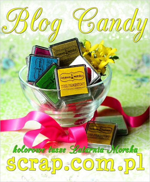 Blog Candy tuszowe