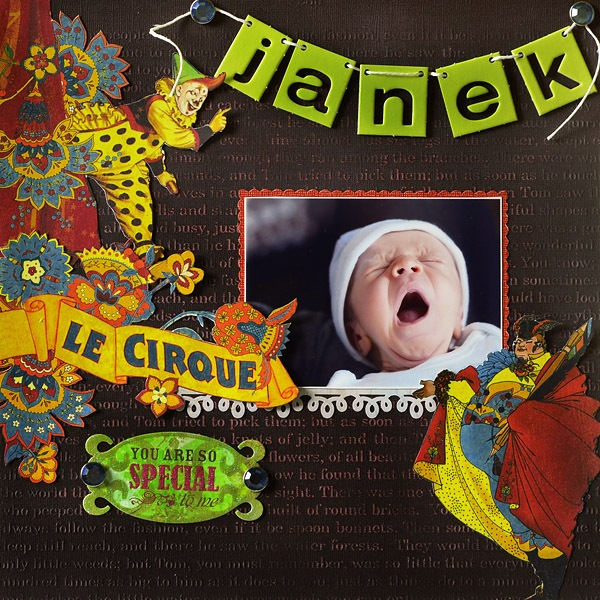 "skrap Agnieszki ""Janek"""