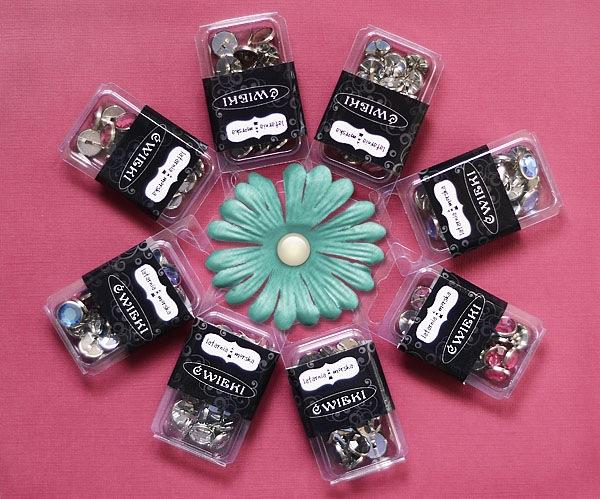 Blog Candy cwieki krysztalki Latarnia Morska