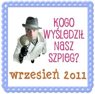Blogowy Szpieg wrzesien 2011