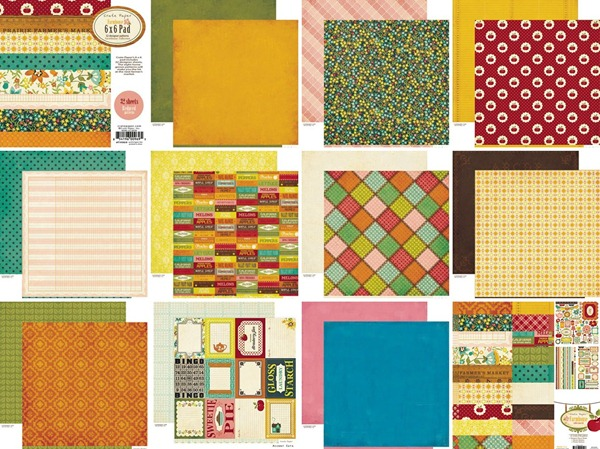 Crate Paper Farmhouse papiery
