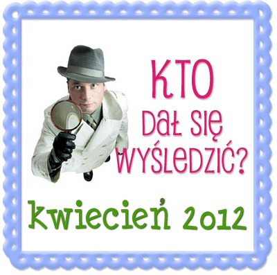 Nagroda Szpiegowska Kwiecien 2012