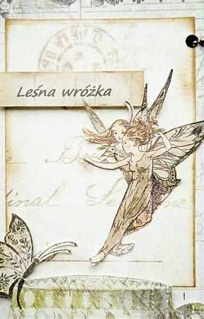 album dla córeczki - detale