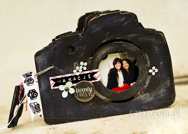 album aparat fotograficzny 1
