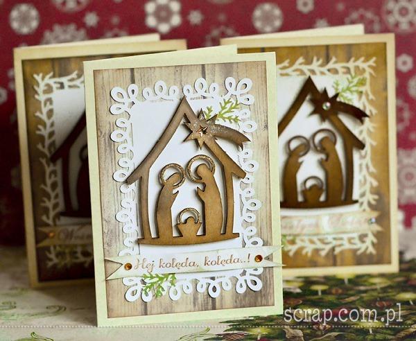 ręcznie_robione_kartki_bożonarodzeniowe