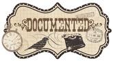 documented logo idea