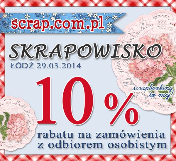 rabat10%Skrapowisko
