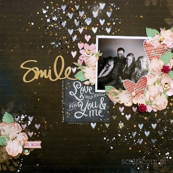 scrapbooking_layout_LO_Smile