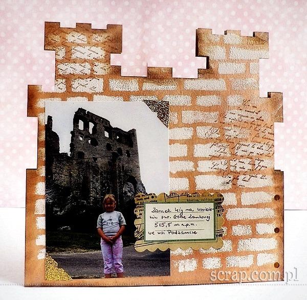 album_scrapbooking_zamek_warownia_Ogrodzieniec10