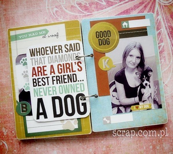 album_scrapbook_czworonozni_przyjaciele