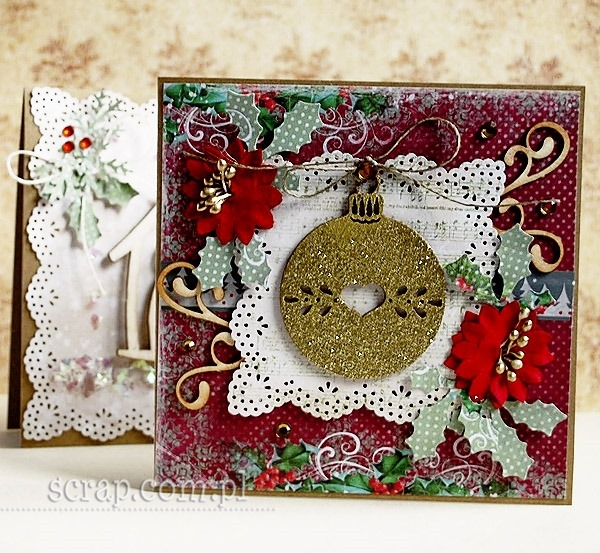 kartka_Boże_Narodzenie_recznie_robiona