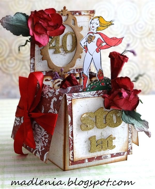 Urodzinowa S40 a