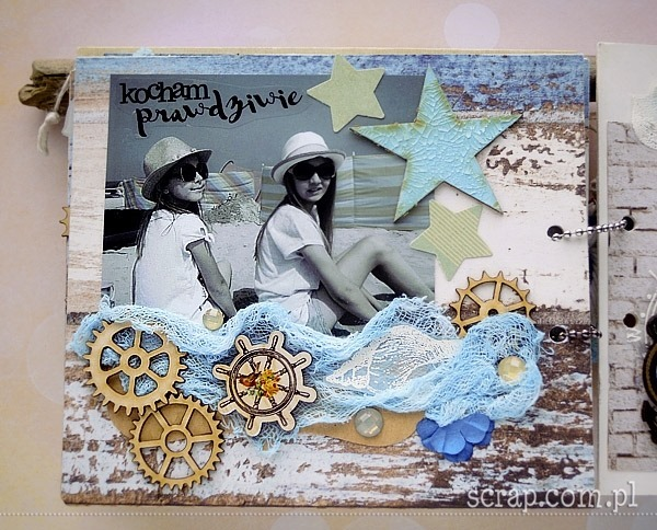 album10_wakacje_nad_morzem_scrapbook