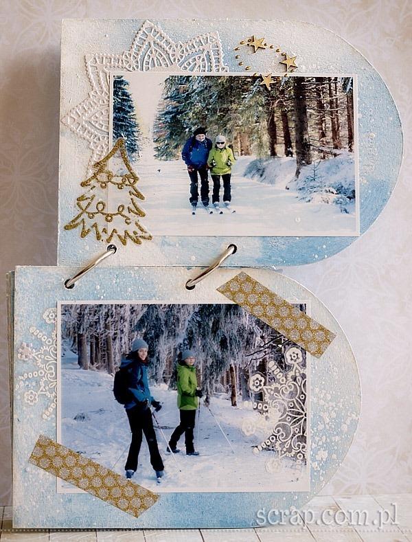 album_zimowy_wyjazd_ferie_scrapbooking