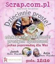 pokaz Scrap.com.pl na Zlocie