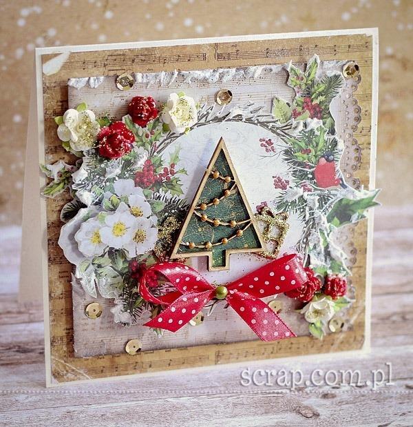 kartka_Boze_Narodzenie_Christmas_handmade